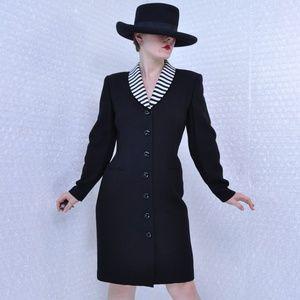 Kasper ASL Petite NWOT beetlejuice coat dress